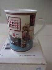 Danbury Mint Boyds Bear Country Store Coffee Cup Mug Nib