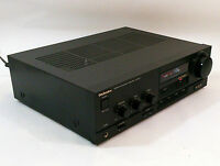 TECHNICS SU-X101 AMPLIFIER NEW CLASS A  with Phono Stage + FREE UK DELIVERY