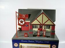 JH international Garage Texaco Service station 1940 neuf en boite 1/32