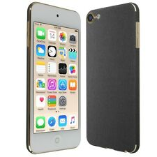 Skinomi Brushed Steel Skin+Screen Protector For Apple iPod Touch 6 (6th Gen)