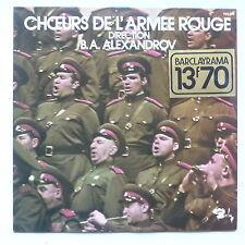 Chaoeurs de l armée rouge Direction B.A. ALEXANDROV 950036