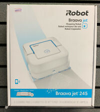 Irobot | Braava Jet 245 | Mopping Robot | 6 Cleaning Pads Included | New