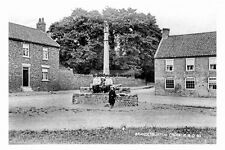 pt4988 - Brandesburton Cross , Yorkshire - photo 6x4