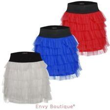 Faldas de mujer Mini color principal rojo
