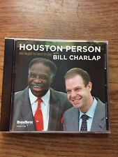Houston Person With Bill Charlap You Taught My Heart To Sing CD HighNote Tested