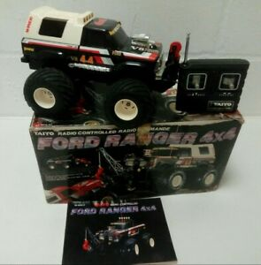 Taiyo Radio Controlled Ford Ranger 4X4 Boxed With Instructions