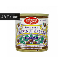 48 Pack Clement Faugier Small Chestnut Spread Puree de Marrons Best Price