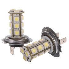 1PC H7 5050 18 SMD LED Car Auto Fog Driving Day Time Head Light Lamp Bulb DC 12V