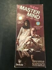 Super Master Mind Game by Invicta 1975