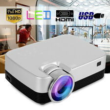 Q6 LCD HD Projector Android6.0 WiFi LED Projector Bluetooth Home Cinema PC Video