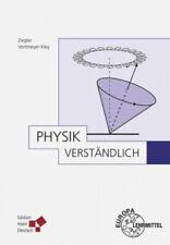 Physik, verständlich|Rahel Vortmeyer-Kley; Alfred Ziegler|Broschiertes Buch