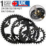 24/26/32/38/42t Double/Triple 10Speed 104/64mmbcd MTB Bike Chainset Chainring