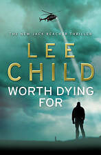 Jack Reacher Books 2011-Now Publication Year