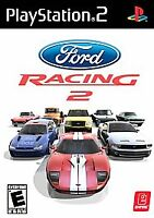 Ford Racing 2 (Sony PlayStation 2) Complete