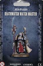 Warhammer 40K: Deathwatch: Watch Master (39-14) NEW