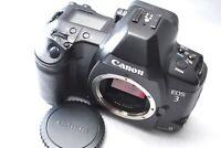 Canon EOS-3 Eos3 35mm SLR Film Camera Body #U19