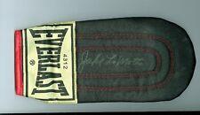 Jake LaMotta Autographed Black Everlast Boxing Glove SGC Authentic