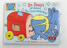 DR. SEUSS'S ALL ABOARD THE CIRCUS MCGURKUS! ~ NURSERY COLLECTION BOARD BOOK