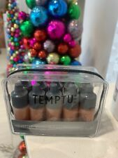 Airbrush Makeup Temptu Tattoo Cover Kit Dark Set Complete 10 Bottles Authentic