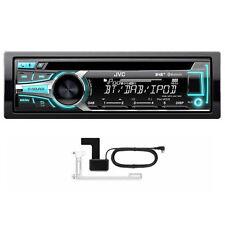 JVC KD-DB95BT Car CD MP3 Stereo DAB Digital Radio iPod iPhone + Aerial - REFURB