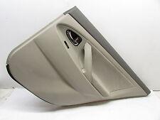 2007 Toyota Camry Rear Right Door Trim Panel Tan 67630-06300 OEM 07 08 09 10 11
