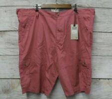 Alexander Julian Shorts Mens Size 46 Nantucket Red Thin Cargo Shorts New Mis Tag