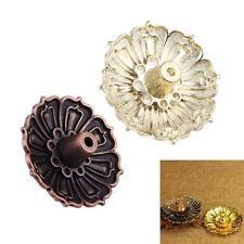 9 Holes Lotus Shape Incense Burner Holder Censer Plate For Stick&Cone Fragrances