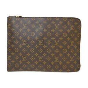 Louis Vuitton LV Brief Case M53456 Poche Document  Browns Monogram 2004411