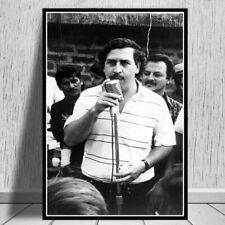 toile tableaux Pablo Escobar 50x70 cm