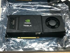 NVIDIA TESLA C1060 PCI-E x16 Graphics Processor 4GB