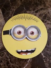 Dispicable Me Jerry Face 5 1/2 Inch Round Magnet Great Kids Movie