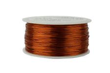 TEMCo Magnet Wire 23 AWG Gauge Enameled Copper 200C 1lb 626ft Coil Winding