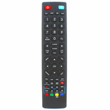 Genuine Replacement 3D TV Remote Control for Technika 24F22B-HD 24F22B-HD-DVD