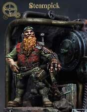 Steam Tales Steampick Resin miniature 60 mm NEW
