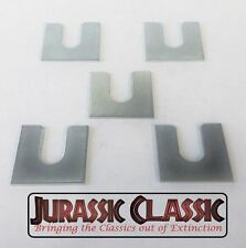 "5pk 1946-85 Mopar 1/16"" Square Body Fender Shims Adjuster Control Arm Alignment"