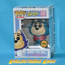 Top Cat - Benny the Ball Pop! Vinyl Figure - Chase Version