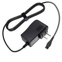 AC Adapter For Philips Norelco SensoTouch 2D//3D Charger 1150 1160 1180 1250 1260