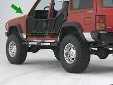 Warrior Front Adventure Tube Doors w/ Paddle Handles 97-01 Jeep Cherokee 4 Door