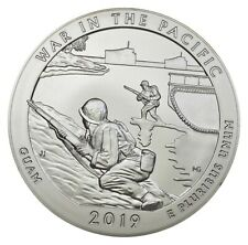 2019 ATB 5 Oz 999 Fine Silver Coin - ATB - War In The Pacific *828