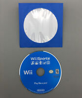 Nintendo Wii Sports Wii 2006 Disc Only Tested Clean - Fast Free Shipping - F20
