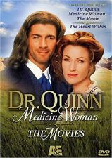 Dr. Quinn Medicine Woman: The Movies (The Movie / The Heart Within)  DVD R4