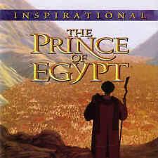 The Prince of Egypt : Inspirational - CD