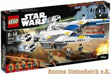 LEGO® Star Wars™: 75155 Rebel U-Wing Fighter™ & 0.-€ Versand & OVP & NEU !