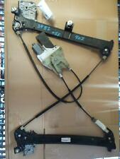 PEUGEOT 407 RIGHT FRONT WINDOW REGULATOR & MOTOR 2DR COUPE, 03/06-06/11