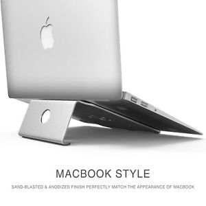 LENTION Aluminium Laptop Ständer Notebook Stand Halter Stativ für MacBook Pro