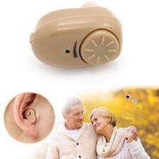 IN Ear Hearing Aid AXON K-83 sound Amplifier Earplugs soft Personal Health Care