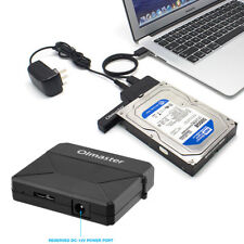 "USB 3.0 to 2.5"" SATA III HDD SSD Hard Drive Adapter Cable Converter TS"