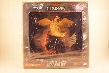 D&D Attack Wing STARTER SET Dungeons & Dragons Miniatures DDM Sealed Minis Lot