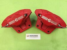MGF MG TF LE500 NEW 2 POT AP CALIPERS + FREE PADS UPRATED BRAKING PERFORMANCE