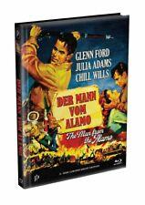 DER MANN VOM ALAMO - Mediabook wattiert Cover A [Blu-ray] Lim. 149 *NEU*